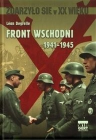 Okładka książki Front wschodni 1941-1945