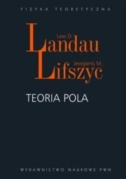 Okładka książki Teoria pola