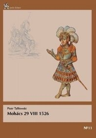 Okładka książki Mohacs 29 VIII 1526