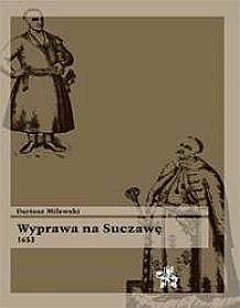 Okładka książki Wyprawa na Suczawę 1653