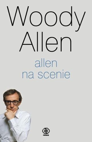 Okładka książki Allen na scenie