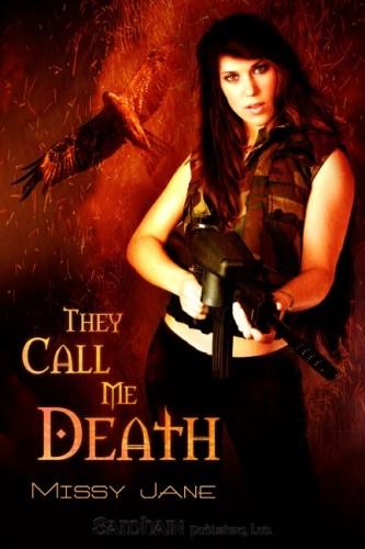 Okładka książki They Call Me Death
