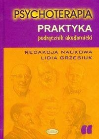Okładka książki Psychoterapia. Praktyka - podręcznik akademicki