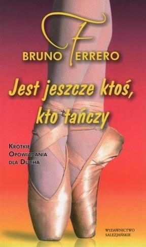 Okładka książki Jest jeszcze ktoś, kto tańczy