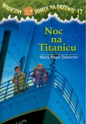 Okładka książki Noc na Titanicu