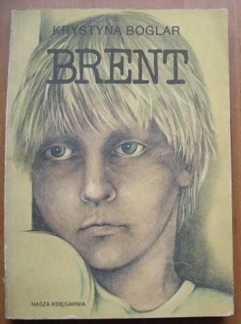 Okładka książki Brent