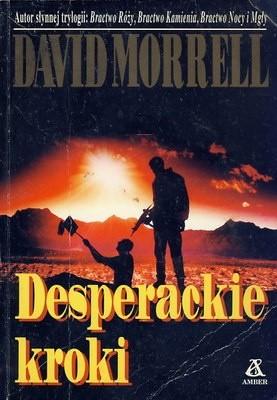 Okładka książki Desperackie kroki