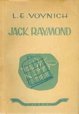 Okładka książki Jack Raymond