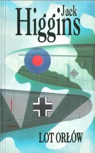 Okładka książki Lot Orłów