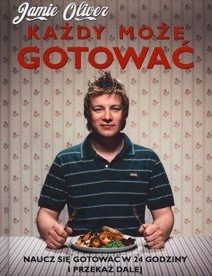Okładka książki Każdy może gotować