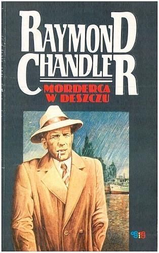 Okładka książki Morderca w deszczu