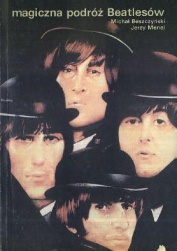 Okładka książki Magiczna podróż Beatlesów