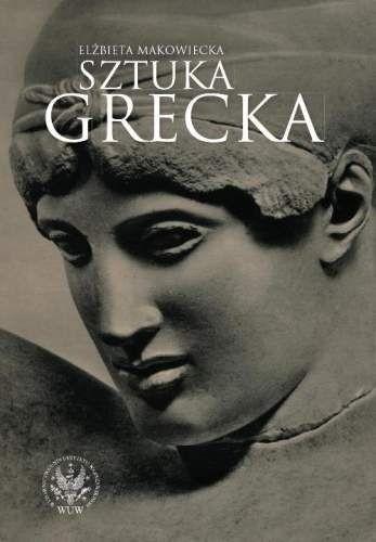 Okładka książki Sztuka grecka