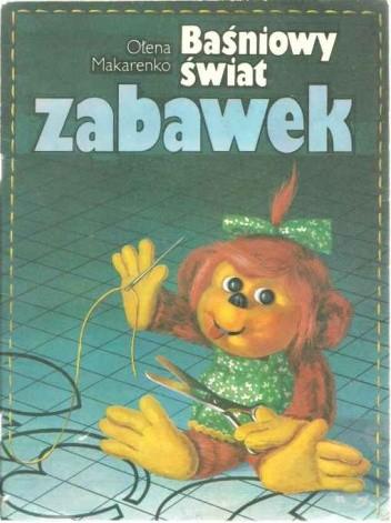 Okładka książki Baśniowy świat zabawek