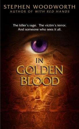 Okładka książki In Golden Blood
