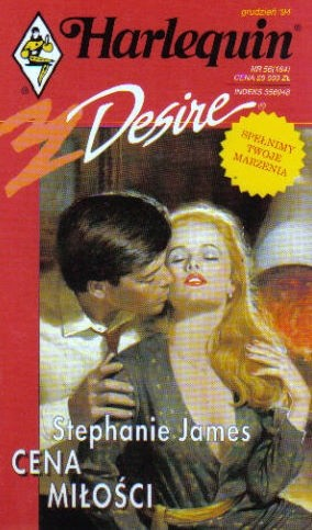 Okładka książki Cena miłości