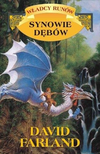 Okładka książki Synowie Dębów