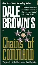 Okładka książki Chains of Command