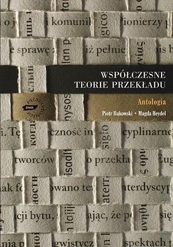 Okładka książki Współczesne teorie przekładu. Antologia