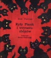 Okładka książki Ryży Placek i trzynastu zbójców