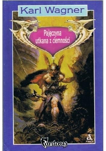 Okładka książki Pajęczyna utkana z ciemności