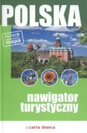 Okładka książki Nawigator turystyczny