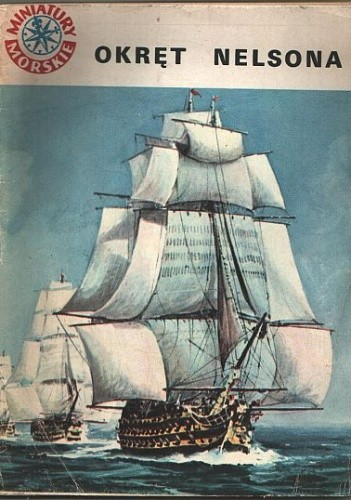 Okładka książki Okręt Nelsona