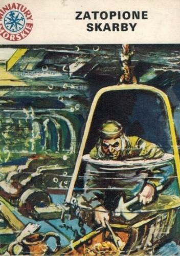 Okładka książki Zatopione skarby