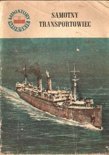 Okładka książki Samotny transportowiec
