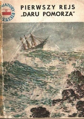 Okładka książki Pierwszy rejs