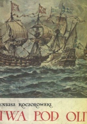 Okładka książki Bitwa pod Oliwą