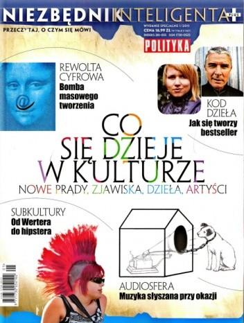 Okładka książki Niezbędnik Inteligenta, nr 1/2011