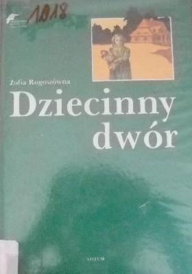 Okładka książki Dziecinny dwór