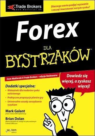 Okładka książki Forex dla bystrzaków