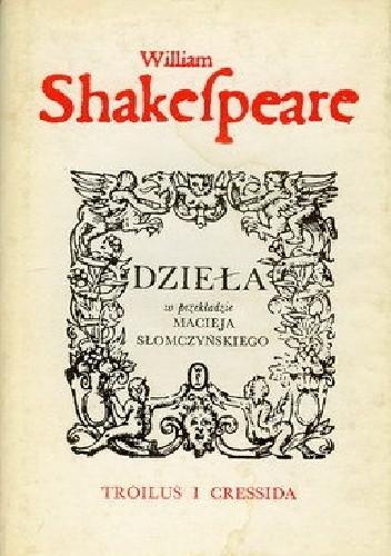Okładka książki Troilus i Cressida