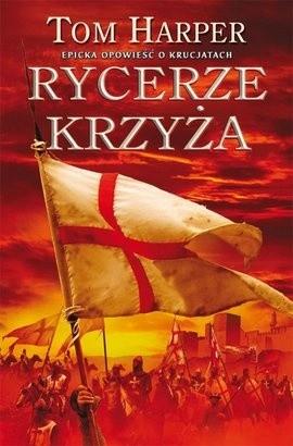 Okładka książki Rycerze Krzyża