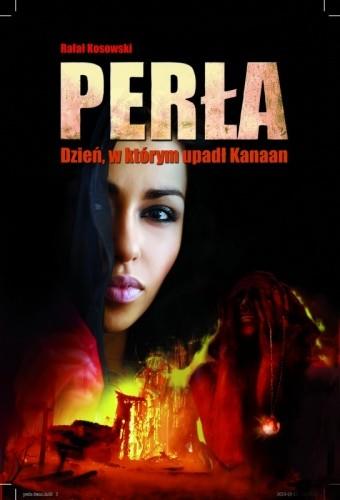 Okładka książki Perła. Dzień, w którym upadł Kanaan