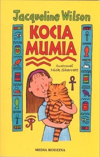 Okładka książki Kocia Mumia
