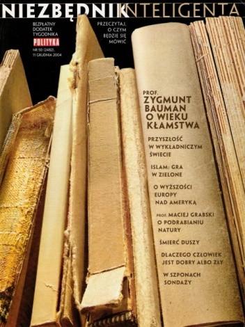Okładka książki Niezbędnik Inteligenta, nr 50/2004