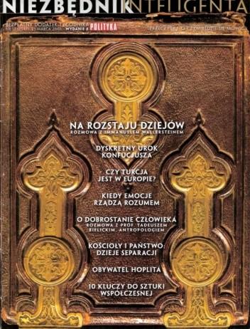 Okładka książki Niezbędnik Inteligenta, nr 8/2006
