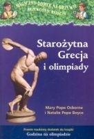 Okładka książki Starożytna Grecja i olimpiady