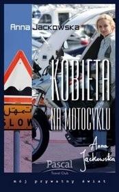 Okładka książki Kobieta na motocyklu