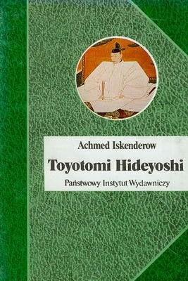 Okładka książki Toyotomi Hideyoshi