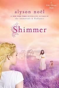 Okładka książki Shimmer