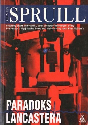 Okładka książki Paradoks Lancastera