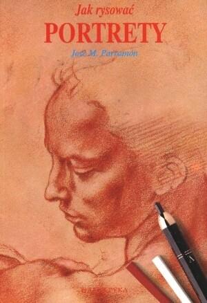 Okładka książki Jak rysować portrety