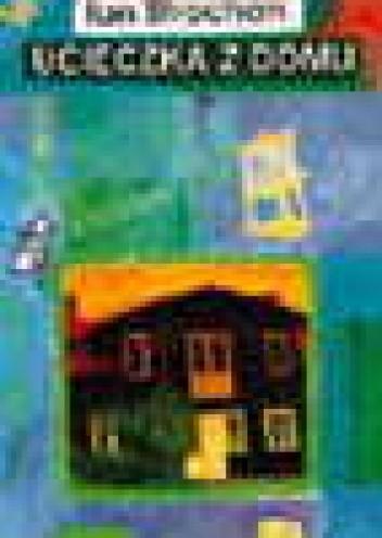 Okładka książki Ucieczka z domu