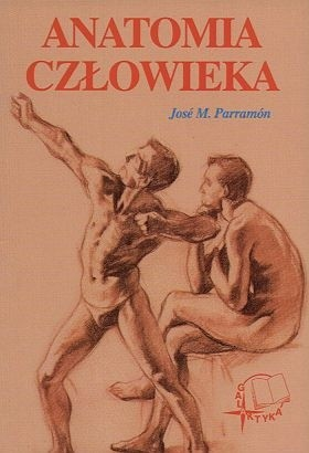 Okładka książki Anatomia człowieka