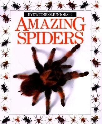 Okładka książki Zdumiewające pająki