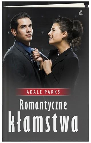 Okładka książki Romantyczne kłamstwa